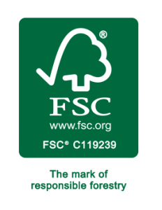 FSC® - The mark of responsible forestry